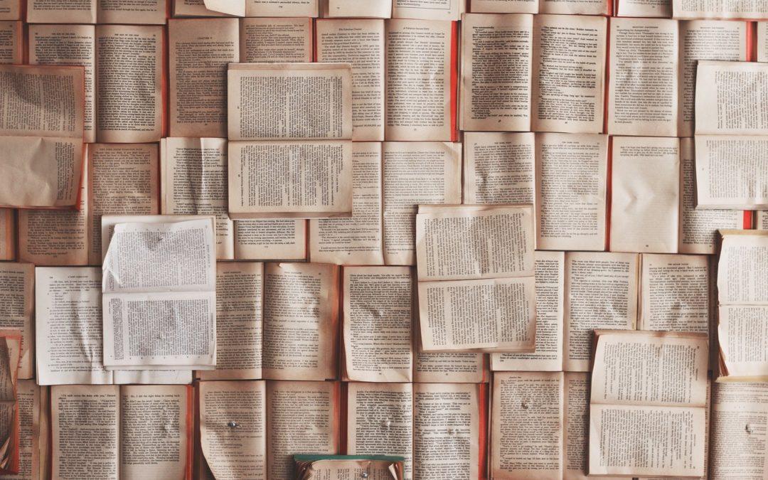 Vi åpner for innlevering av bøker