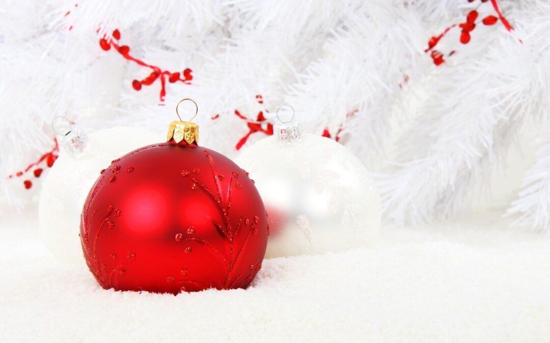 Åpningstider i julen!